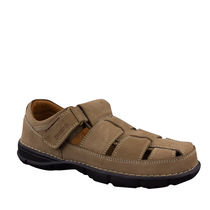 Woodland Men Casual Sandal, khaki, 41