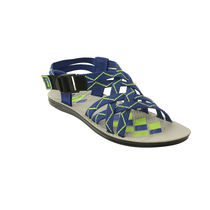 Bacca Bucci Men's Sandals, 7,  blue