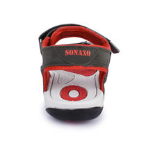 Sonaxo Men Floaters, grey, 9