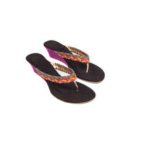 Maalpani Footwear Wedges For Women - MAPMTW15, multicolor, 9