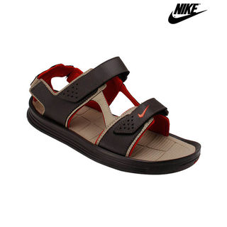 Men`s Footwear Deal – Nike Urbanfloat Floaters, Coffee Brown at 57% Discount