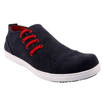 Muxyn Men's Stylish Casual Shoes, 6, navy