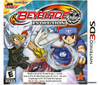 Beyblade Evolution (Games, 3DS)