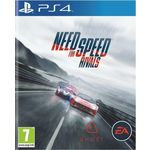 Need For Speed: Rivals (Games, PS4), dvd, ps4