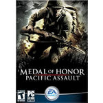 Medal Of Honor: Pacific Assault (Games, PC), dvd