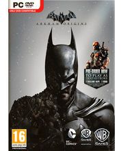Batman: Arkham Origins (Games, PC)
