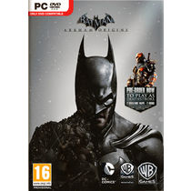 Batman: Arkham Origins (Games, PC), dvd
