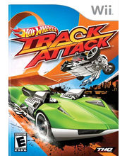 Hot Wheels Track Attack (Games, Wii)