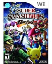 Super Smash Bros. Brawl (Games, Wii)