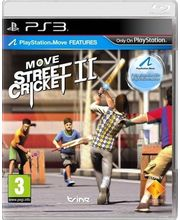 Move Street Cricket II (Games PS3)