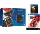 Sony PlayStation 4 1TB Ultimate Player Edition with (WWE 2K15, Natural Doctrine, PS4 Camera)