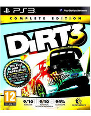 Dirt 3 (Complete Edition) (Game, PS3)