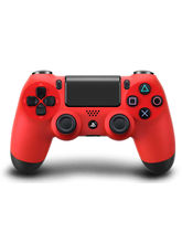 Sony Dualshock 4 Wireless Controller For PS4, (Red)