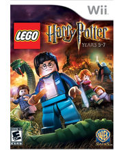 Lego Harry Potter Years 5-7 (Games, Wii)