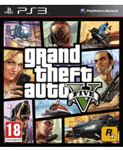 Grand Theft Auto V (Games, PS3)