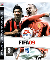 FIFA 09 (Games, PS3), dvd