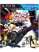 Kung Fu Rider (Move Required) (Game,PS3)