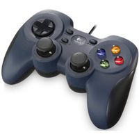 Logitech Gamepad F310,  grey