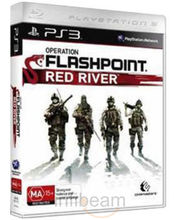 Operation Flashpoint : Red River (Game, PS3)