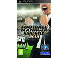 Football Manager 13 (Games, PSP)