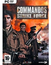 Commandos: Strike Force(Game, PC)