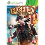 Bioshok Infinite (Games, Xbox 360), dvd, x box 360