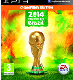 EA 2014 FIFA World Cup Brazil (Games, PS3)