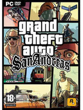 Rockstar GTA San Andreas (Games ,PC)