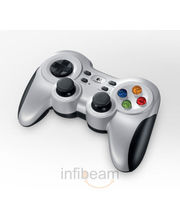 Logitech Wireless Gamepad F710 (Grey)