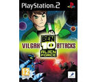 BEN 10: Alien Force Vilgax Attacks (Games, PS2)