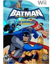 Batman The Bold & The Brave (Games, Wii)