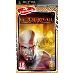 God Of War: Chains Of Olympus (Game, PSP), dvd