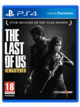 The Last Of Us: Remastered (Games, PS4)