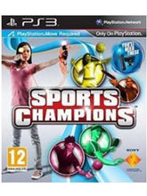 Sports Champions Move Required (Games, PS3)