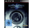 Resident Evil Revelations, dvd, ps3