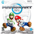 Mario Kart (Wii Wheel Inside)(Game, Wii)