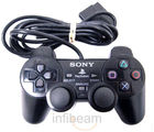 Sony Ps2 Controller (Dual Shock 2) (Black)