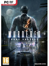 Murdered Soul Suspect Standard Edition (Games, PC), dvd, pc games