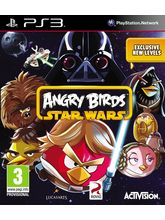 Angry Birds Starwars (Games, PS3)