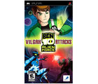 BEN 10 - Alien Force Vilgax Attack (Game, PSP)