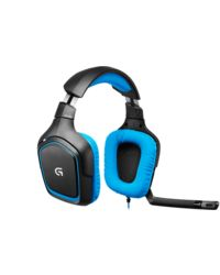 Logitech G430 Surround Sound Gaming Headset, multicolor