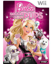Barbie: Groom And Glam Pups (Games, Wii)