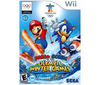 Mario And Sonic At The Olympic Winter Games(Game, Wii)