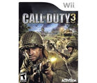 Call Of Duty 3 (Game, Wii)