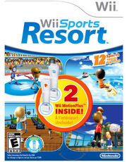 Wii Sports Resort(Game, Wii)