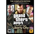 Grand Theft Auto IV & Episodes of Liberty City: The Complete Edition, dvd, pc games