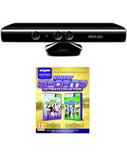 Microsoft Kinect Sensor with Kinect Ultimate Collection