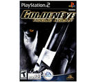 Golden Eye Rogue Agent (Games ,PS2)