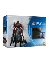 Sony PlayStation 4 Bloodborne Bundle, black