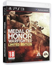 Medal of Honor Warfighter (Limited Edition) (Game), dvd, ps3